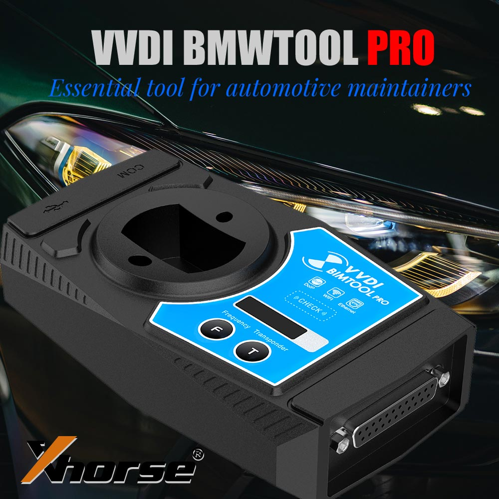 XHORSE VVDI BIMTOOL PRO Update Version of VVDI BMW Tool