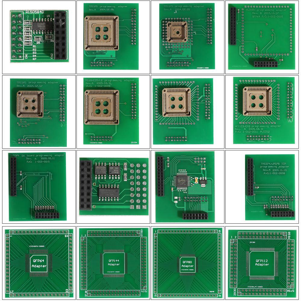 2018 Latest Version X-PROG Box ECU Programmer XPROG-M V5.84 with USB Dongle