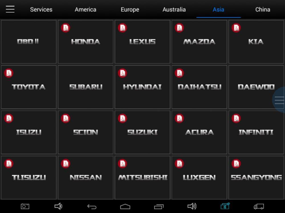 XTOOL PS90 Automotive OBD2 Car Diagnostic tool