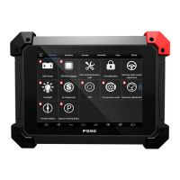 XTool PS90 Tablet Vehicle Diagnostic Tool Support Wifi and Special Function Free Update Online for 2 Years
