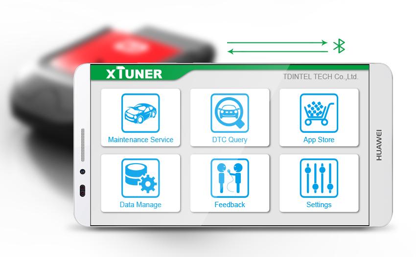 XTUNER X500 Software 1