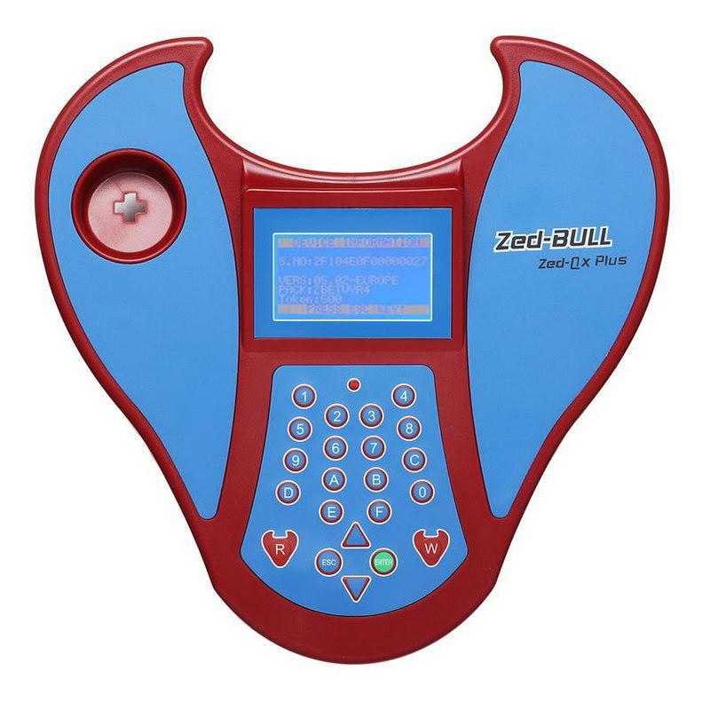 ZED-Bull V508 Transponder Clone Key Programmer