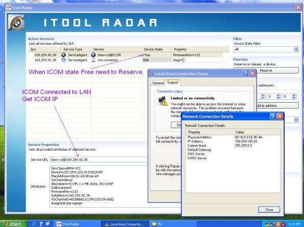 BMW ICOM A2+B+C Diagnostic & Programming Tool with Software Display 1