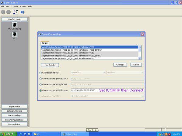 BMW ICOM A2+B+C with Software Display 3