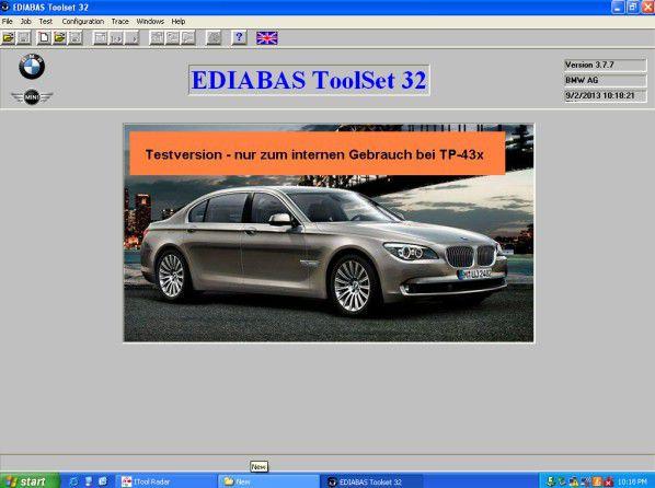 BMW ICOM A2+B+C with Software Display 6