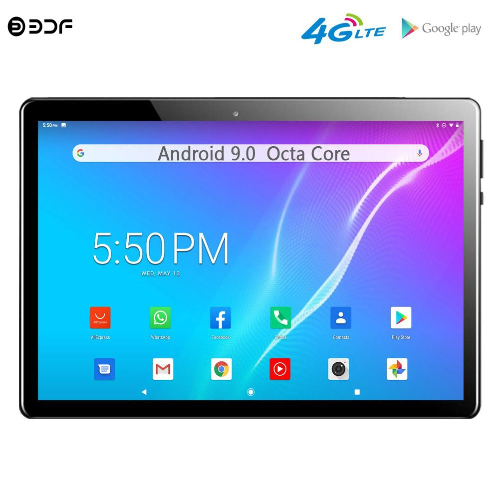 10.1 Inch 4G Phone Call Android Tablet Pc