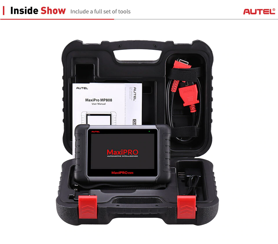 Autel MaxiPRO MP808K