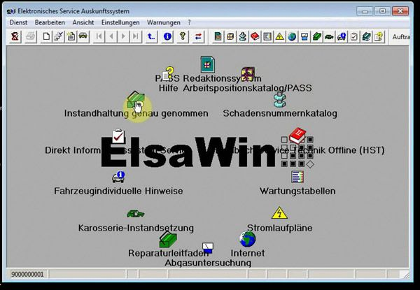 elsawin-5.2-software