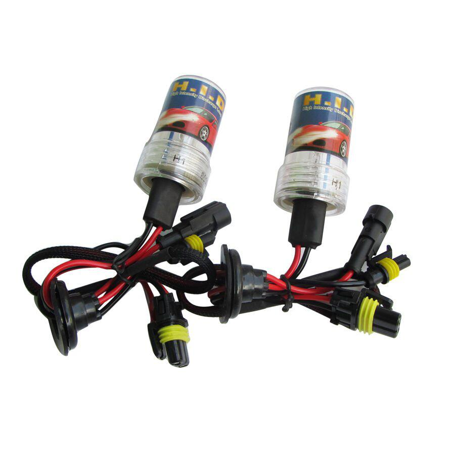 55W 12V Super HID Xenon Slim Ballast Kit 9005 6000K