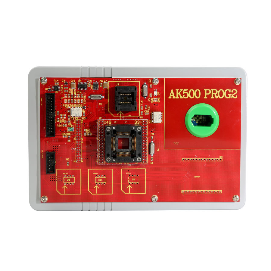 AK500 PRO2 Super Key Programmer For Mercedes Benz Without Remove ESL ESM ECU