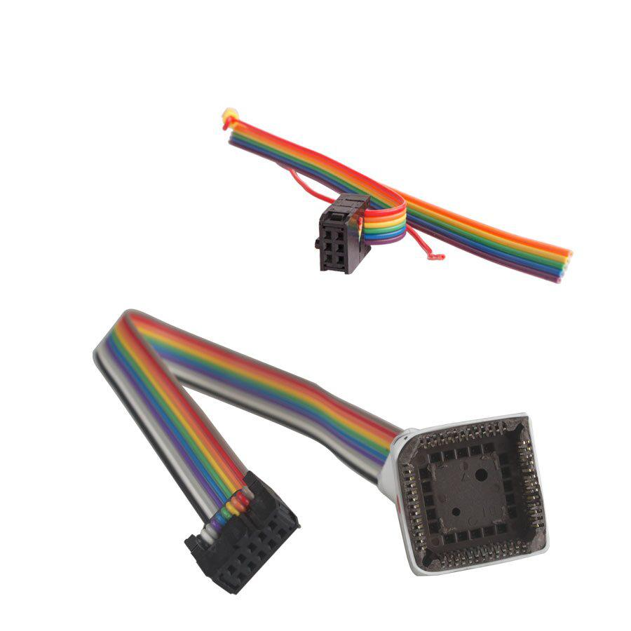 AK90+ Key Programmer Adapter and 10Pin Cable Set