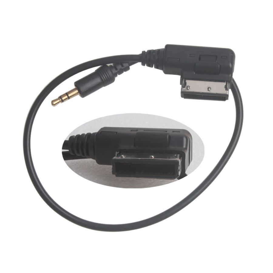 Audi Music Interface (AMI) 3.5mm Jack Aux-IN Cable