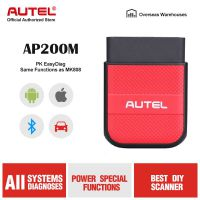 Autel AP200M Bluetooth OBD2 Code Reader with Full Systems Diagnoses AutoVIN Oil/EPB/BMS/SAS/TPMS/DPF Resets IMMO Service
