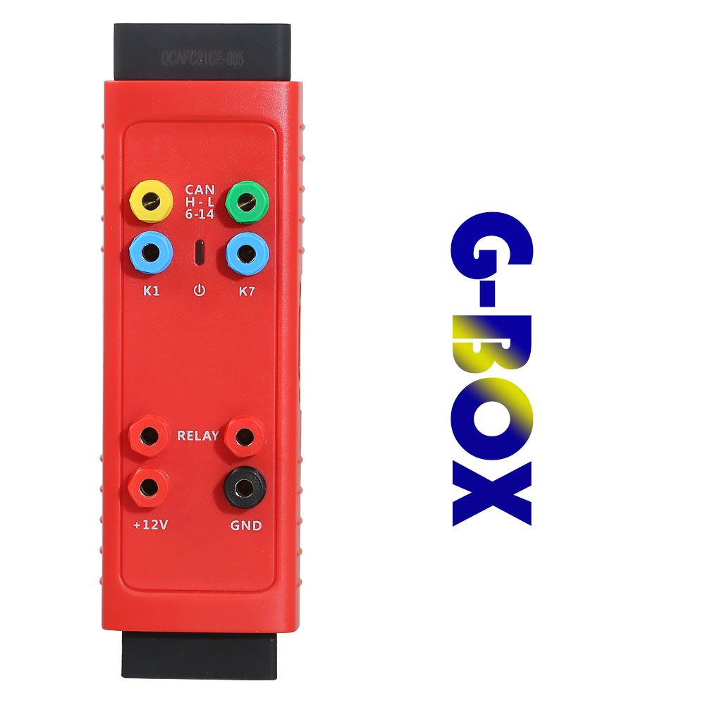 AUTEL G-BOX Tool for Mercedes Benz All Keys Lost Work with Autel MaxiIM IM608