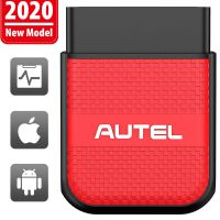 AUTEL MaxiAP AP200H Wireless Bluetooth OBD2 Scanner for All Vehicles Work on iOS and Android