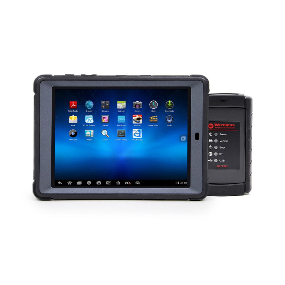 NEW Original Autel MaxiSys Mini MS905 Bluetooth/WIFI Automotive Diagnostic &Analysis System with LED Display