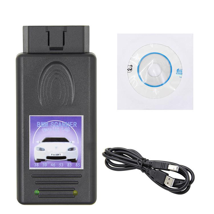 Obd2 Scanner For Bmw Auto Scanner V1 4 0 For Bmw Unlock Version Bmw Scanner V1 4