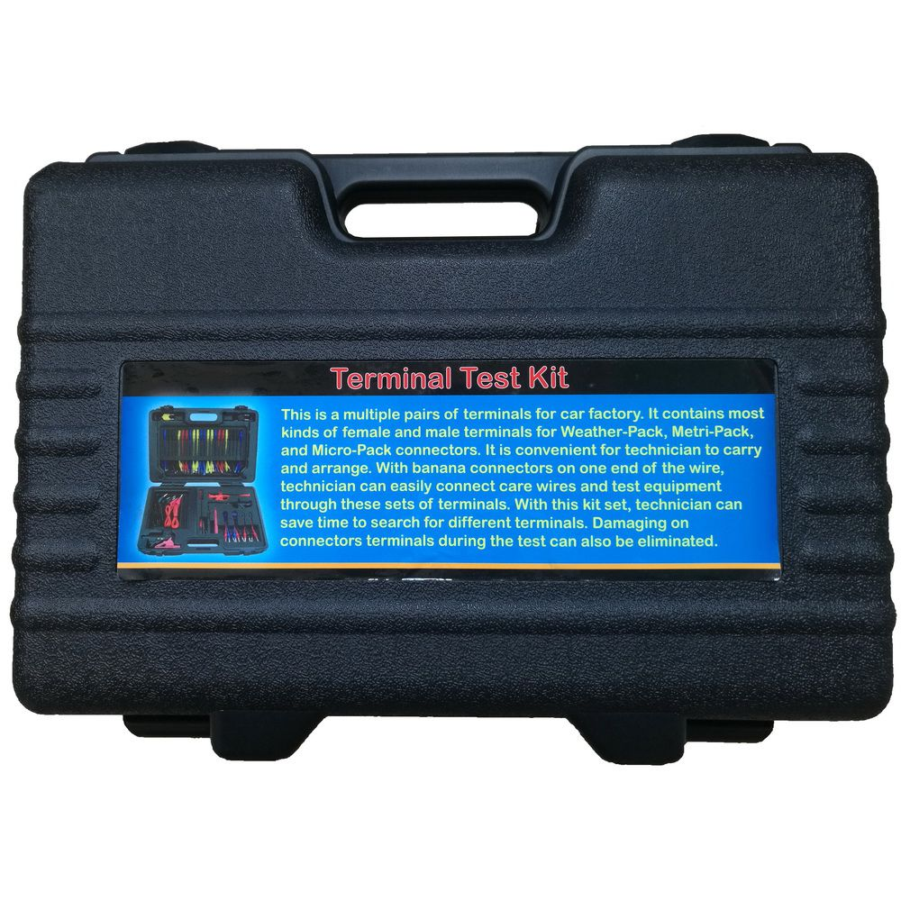 Multi-function Automotive Circuit Tester Terminal Test Kit Car Mechanical Testers Digital Circuit Test Cables