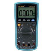 AUTOOL DM400 Digital Multimeter 6000 Counts Backlight AC/DC Ammeter Voltmeter Ohm Portable Meter