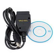 Vag 409 VAG-COM 409.1 Vag Com 409.1 KKL OBD2 USB Cable Scanner Diagnostic Tool Interface For Audi/VW/Skoda/Seat