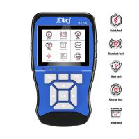JDiag BT280  Universal Battery tester  for cars  trucks boats  motorcycle  etc professional battery analyzer