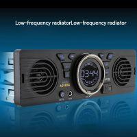 12.0V Car Secure Digital Memory Card MP3 Audio Electric Car Radio With Loudspeaker BT Host Speaker Car Radio Car Stereo