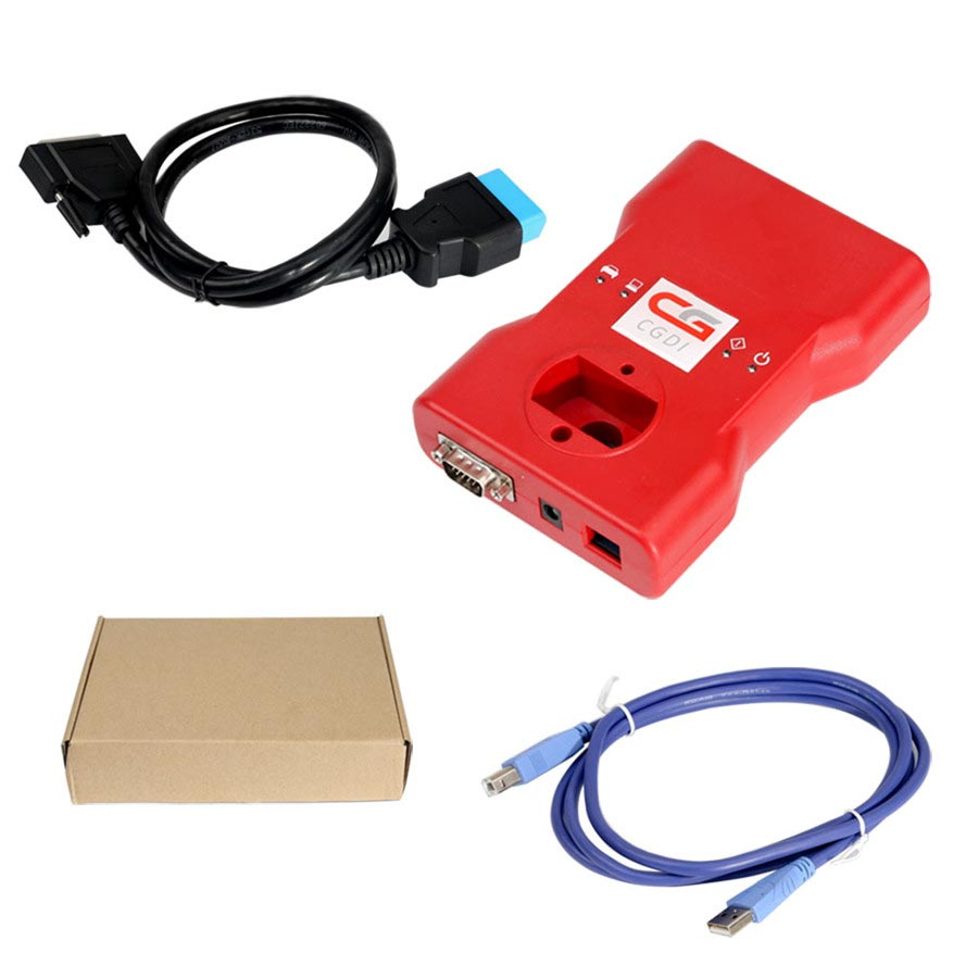 CGDI Prog BMW MSV80 Auto Key Programmer with BMW FEM/EDC Function