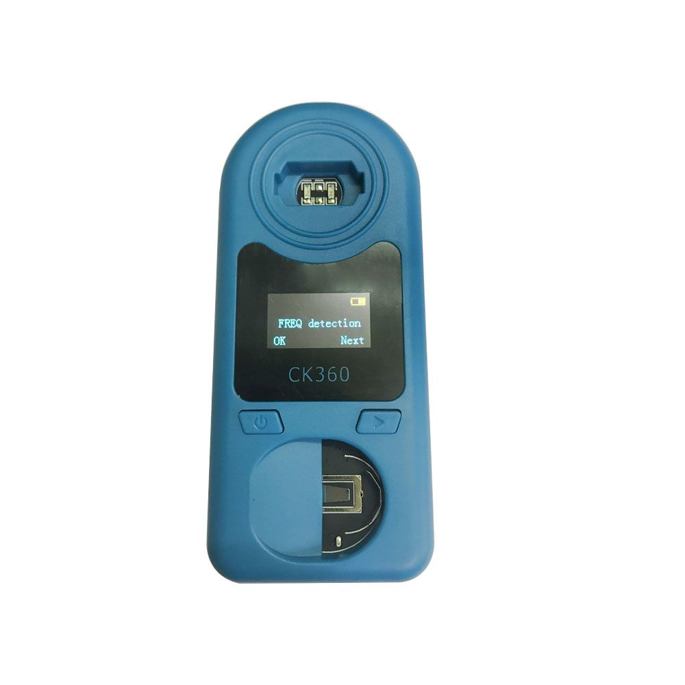 2019 New CK360 Easy Check Remote Control Remote Key Tester for Frequency 315Mhz-868Mhz & Key Chip & Battery 3 in 1