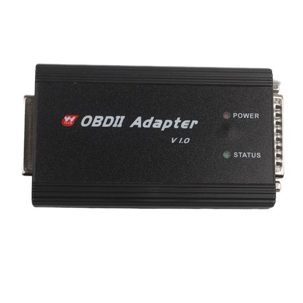 OBD2 Adapter Plus OBD Cable Works with CKM100/DIGIMASTER III for Key Programming