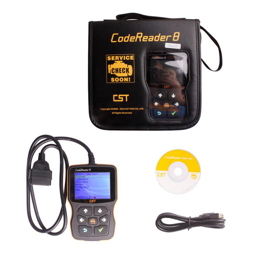 CodeReader8 CST OBDII EOBD Code Read Scanner