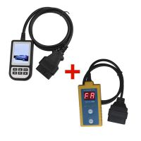 Creator C110 V6.0 BMW Code Reader Plus BMW B800 Airbag Scan/Reset Tool