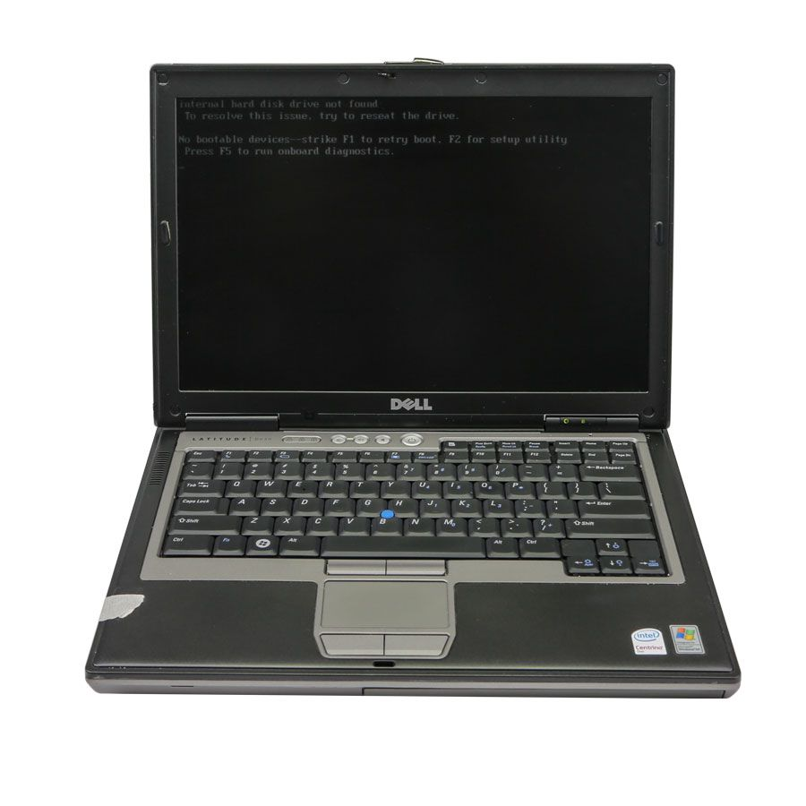 Dell D630 Core2 Duo 1,8GHz, WIFI, DVDRW Second Hand Laptop with 4G Memory
