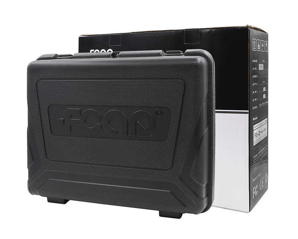 Fcar-F3-D Original Scanner For Heavy Duty