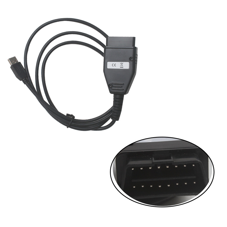 KM TOOL Via Obd2 For FIAT
