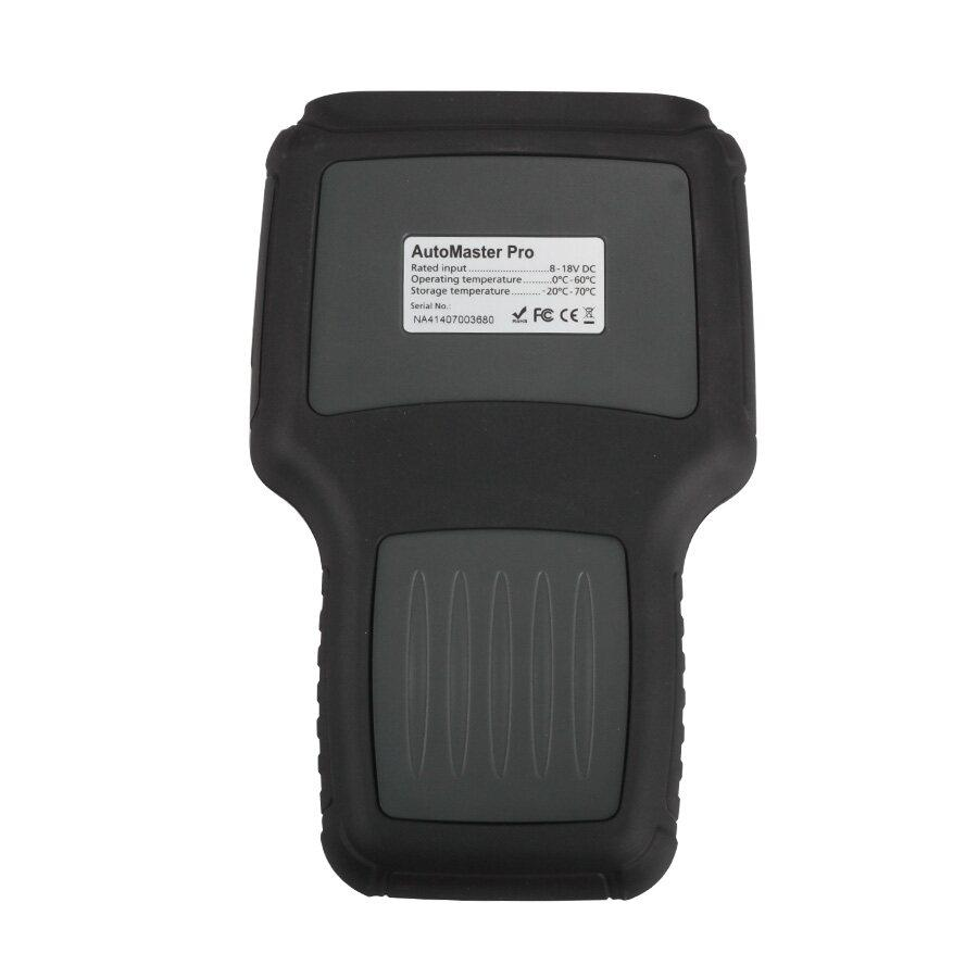 Foxwell NT624 AutoMaster Pro All-Makes All-Systems Scanner Support Cars In 2015
