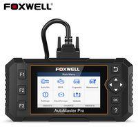 Foxwell NT644 Elite Full System OBD OBD2 Scanner Code Reader DPF SAS Oil EPB BRT 19 Reset Service OBD 2 Car Diagnostic Tool