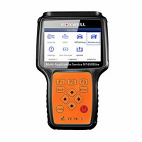 FOXWELL NT650 Elite OBD2 EOBD Diagnostic Tool Multi-Application Reset Service Functions Car Code Reader OBD2 Automotive Scanner