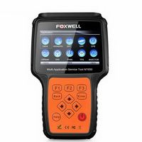 FOXWELL NT650 OBD2 Car Tool Automotive Scanner Code Reader SAS DPF Injector BRT Oil 13 Reset Service OBD OBD2 Diagnostic Tool