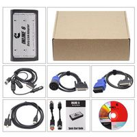 INLINE 6 Data Link Adapter Insite 7.62 Diagnostic Tool for Cummins Diesel Engine