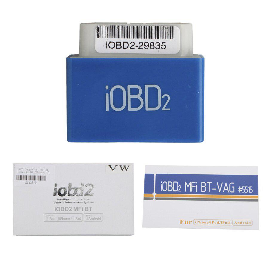 iOBD2 EOBD2 Diagnostic Tool for Android For VW AUDI/SKODA/SEAT Support IOS And Android
