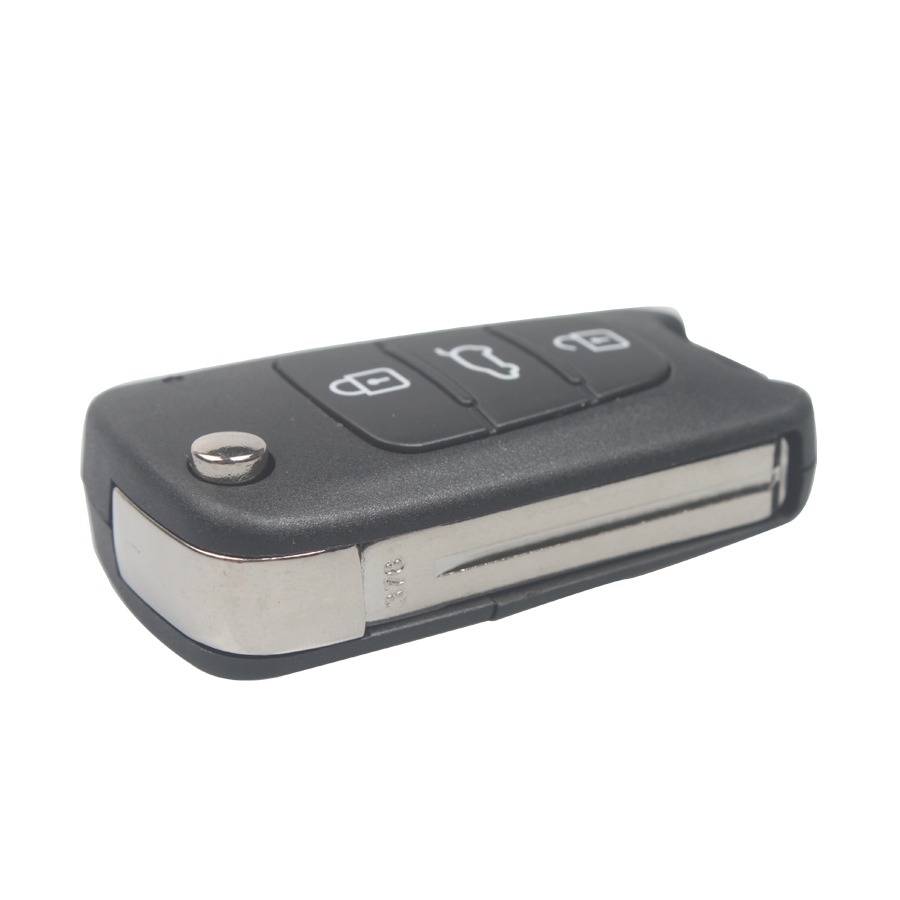 Modified Flip Remote Key Shell For Kia Sportage 3 Button 5pcs/lot
