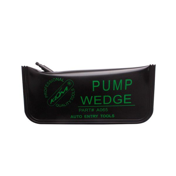 KLOM New Bigger Air Pump Wedge (Black)