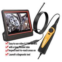 LAUNCH X431 VSP600 Camera Videoscope HD IP67 2M Cable 6 adjustable LED lights Mirco USB Type-C Borescope Video Inspection