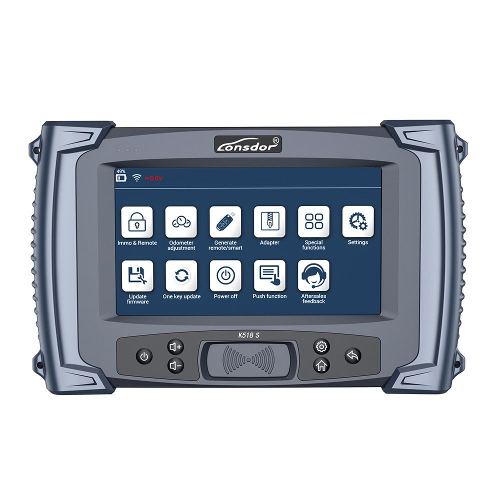 LONSDOR K518S Key Programmer Full Version Support Toyota All Key Lost 2019 New Car Key Programming Tool