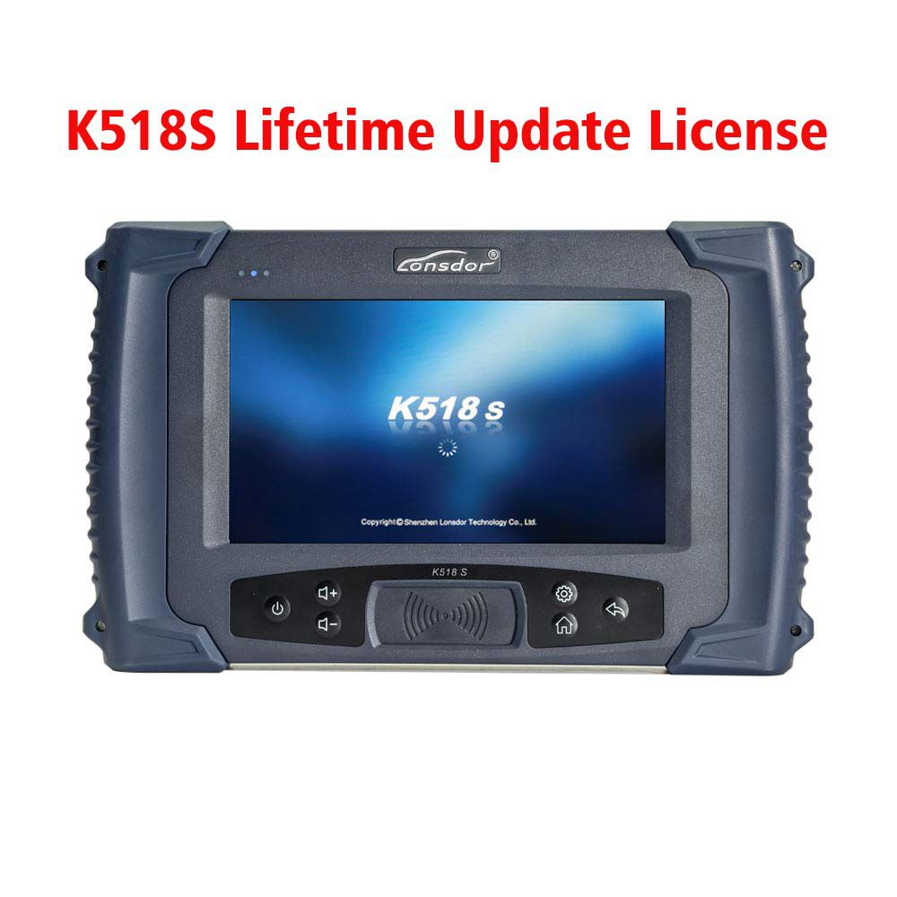 Lonsdor K518S Key Programmer Lifetime Update License (Not Including Hardware)