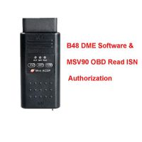 MSV90 ISN Reading via OBD Authorization for Yanhua Mini ACDP