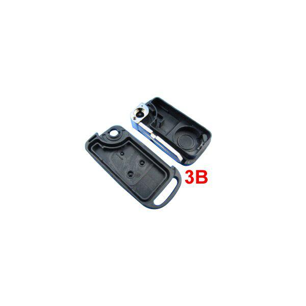 New Remote Key Shell For Benz 3 Button 5pcs/lot