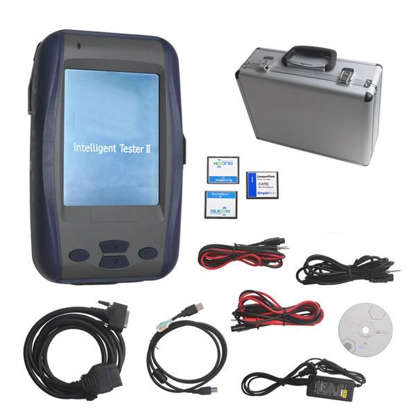 Denso IT2 V2017.1 Intelligent Tester2 For Toyota And Suzuki With Oscilloscope