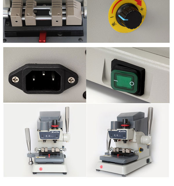 L1 Key Cutting Machine-5