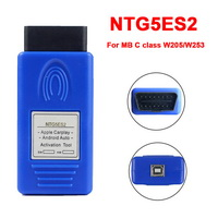 Newest NTG5ES2 Activation Tool for Mercedes/Benz  Mercedes Benz Ntg5 S2 W205 C-class W253 GLC Support Apple CarPlay and Android Auto